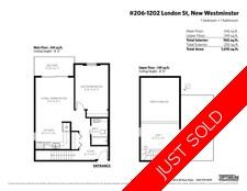West End NW Condo for sale:  1 bedroom 765 sq.ft. (Listed 2019-05-02)